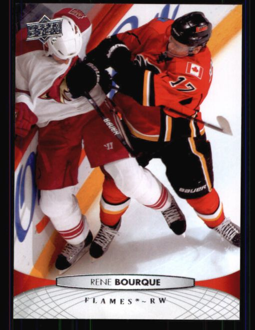 2011 Upper Deck #175  Rene Bourque