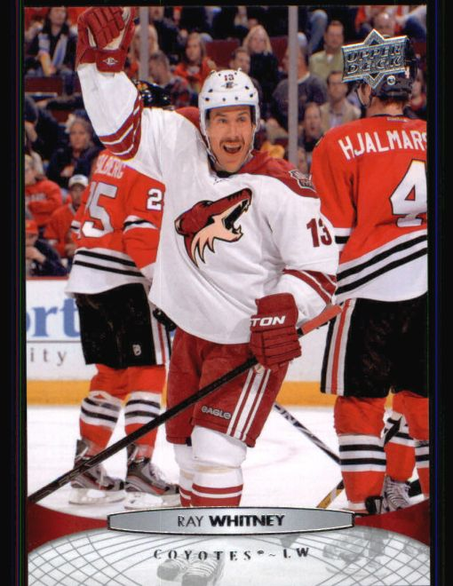 2011 Upper Deck #312  Ray Whitney