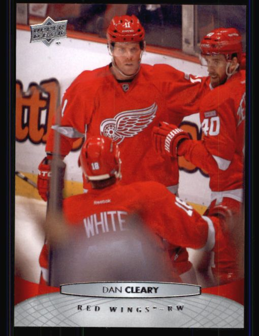2011 Upper Deck #387  Pavel Datsyuk