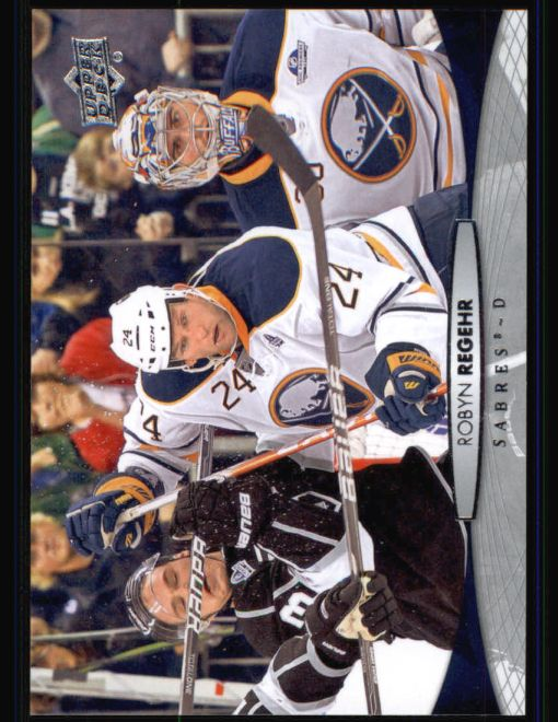 2011 Upper Deck #432  Thomas Vanek