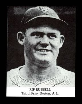 1947 Tip Top Bread Reprint  Jim Russell