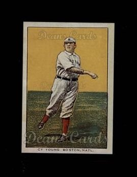 1911 D304 General Baking Reprint #25  Cy Young
