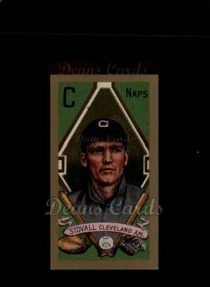 1911 T205 Reprint #184  George Stovall