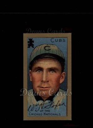 1911 T205 Reprint #70  Bill Foxen