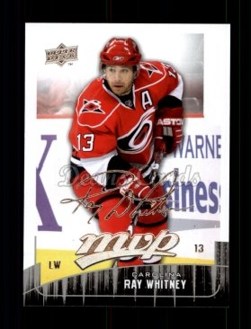 2009 Upper Deck MVP #238  Ray Whitney