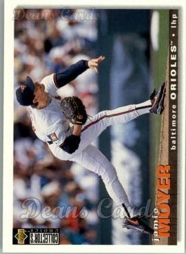 1995 Upper Deck Collector's Choice #342  Jamie Moyer