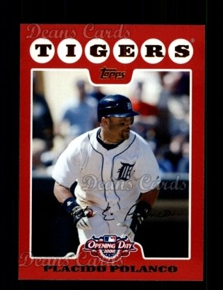 2008 Topps Opening Day #4  Placido Polanco
