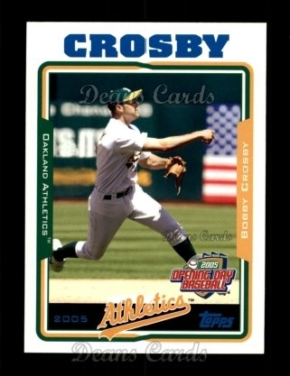 2005 Topps Opening Day #9  Bobby Crosby