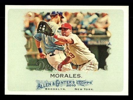 2010 Topps Allen & Ginter #265  Kendry Morales