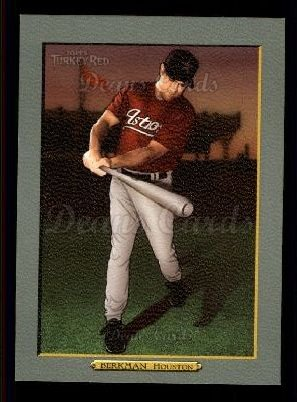 2006 Topps Turkey Red #457  Lance Berkman
