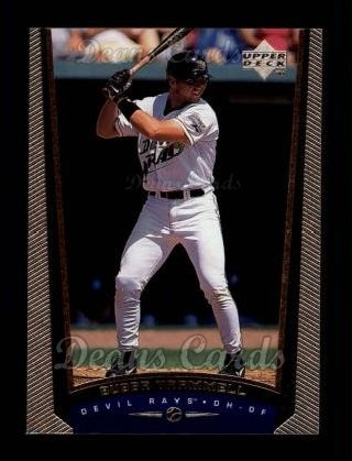 1999 Upper Deck #212  Bubba Trammell