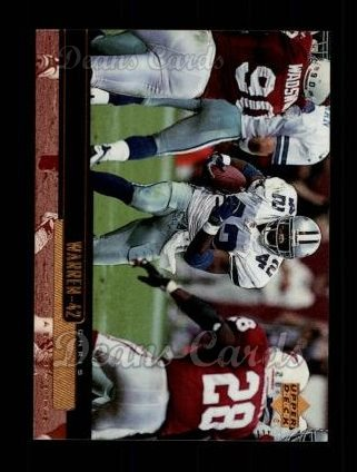 1999 Upper Deck #62  Chris Warren