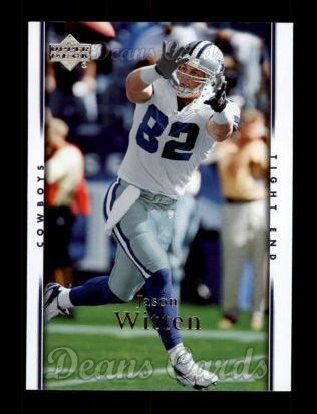 2007 Upper Deck #48  Jason Witten