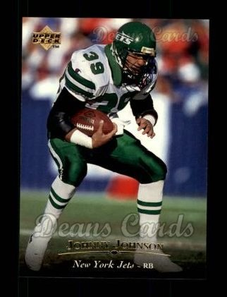 1995 Upper Deck #133  Johnny Johnson
