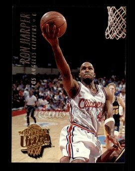 1994 Fleer Ultra #81  Ron Harper