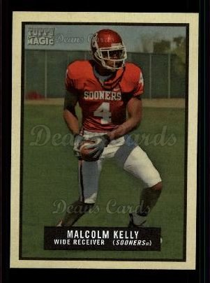 2009 Topps Magic #210  Malcolm Kelly