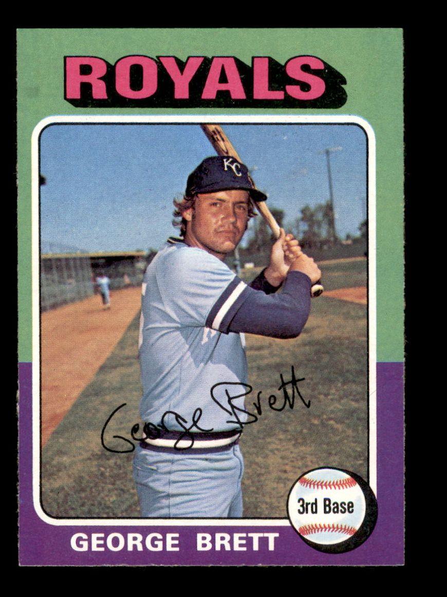 1975 Topps 1975 Topps Baseball Complete Set In Box
