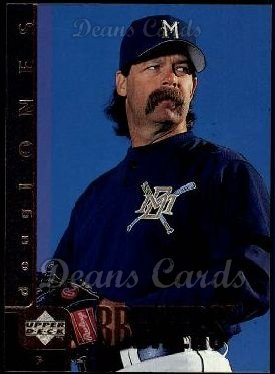 1998 Upper Deck #124  Doug Jones