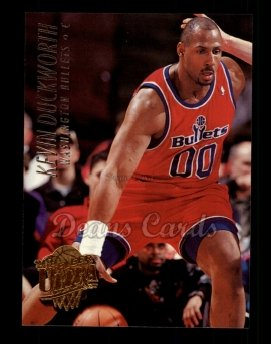 1994 Fleer Ultra #193  Kevin Duckworth
