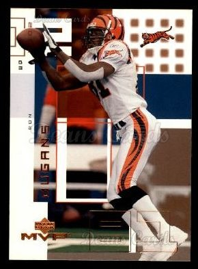 2002 Upper Deck MVP #50  Ron Dugans