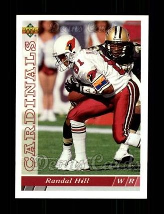 1993 Upper Deck #245  Randal Hill