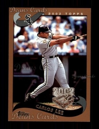 2002 Topps Opening Day #148  Carlos Lee