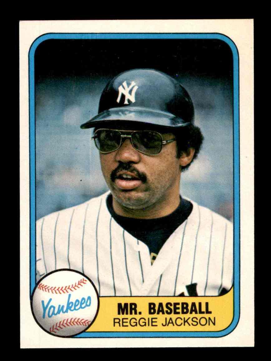 1981 Fleer 1981 Fleer Baseball Complete Set In Binder