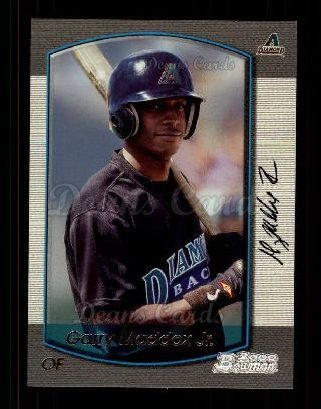2000 Bowman #434  Garry Maddox Jr.