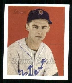 1949 Bowman REPRINT #10  Ted Gray