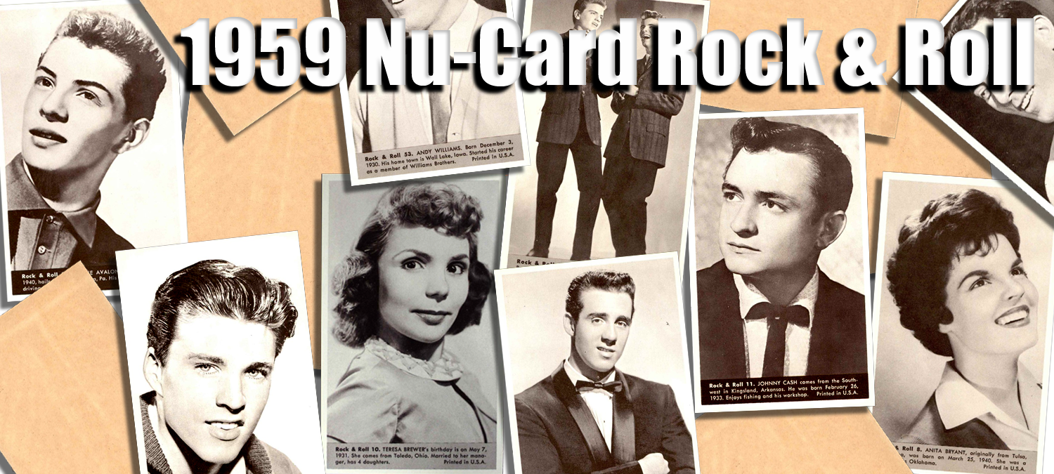 1959 Nu Card Rock and Roll