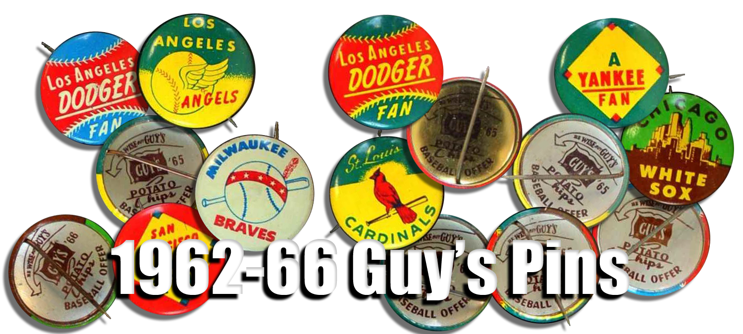 1962-66 Guy's Pins