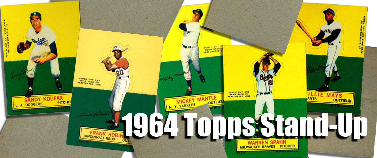 1964 Topps Stand Up