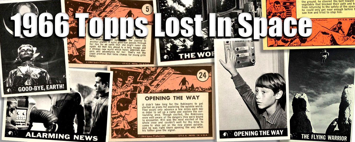 1966 Topps Lost In Space