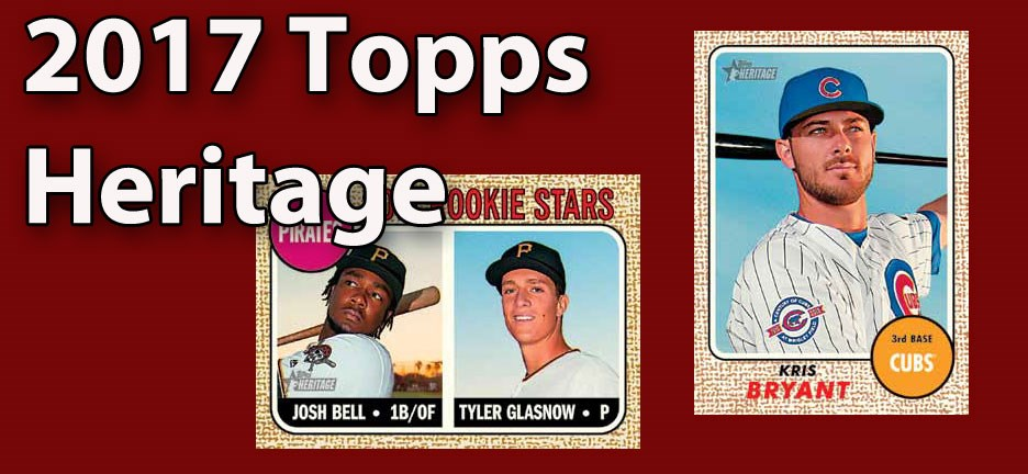 Buy 2017 Topps Heritage Baseball Cards Sell 2017 Topps Heritage