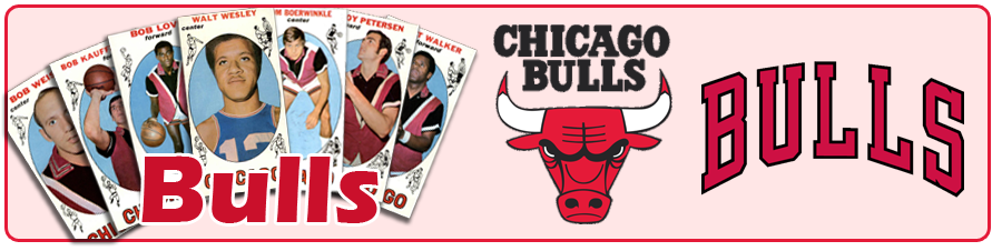 Chicago Bulls Team Sets