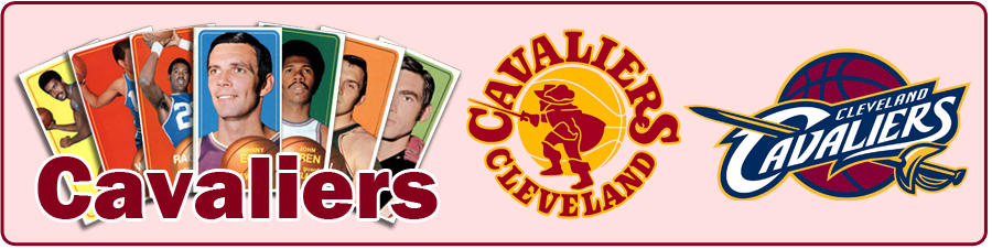 Cleveland Cavaliers Team Sets