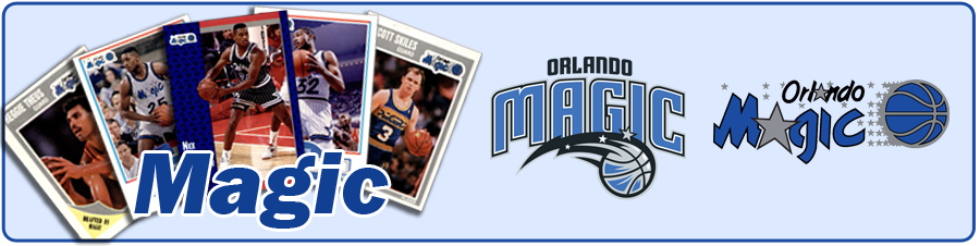 Orlando Magic Team Sets