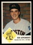 1963 Fleer #37  Bob Aspromonte  Front Thumbnail