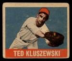 1948 Leaf #38  Ted Kluszewski  Front Thumbnail