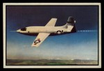 1954 Bowman Power for Peace #23   6000 Pounds of Thrust Front Thumbnail