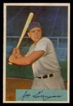 1954 Bowman #28 COR Jim Greengrass  Front Thumbnail