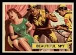 1965 Topps Battle #53   Beautiful Spy  Front Thumbnail