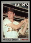 1970 Topps #234  Tommy Dean  Front Thumbnail