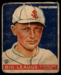 1933 Goudey #101  Richard Coffman  Front Thumbnail