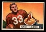 1951 Bowman #138  Ventan Yablonski  Front Thumbnail