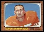 1966 Topps #31  Eldon Danenhauer  Front Thumbnail