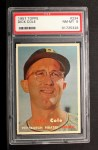 1957 Topps #234  Dick Cole  Front Thumbnail