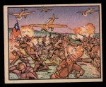 1938 Gum Inc. Horrors of War #66   Hedge Hoppers Strafe Chinese Positions Front Thumbnail