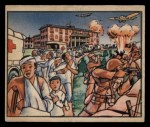 1938 Gum Inc. Horrors of War #36   Sanitarium Evacuates Its Patients Under Fire Front Thumbnail