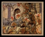 1938 Gum Inc. Horrors of War #256   Daring Jap Unit Takes Susung in Hankow Drive Front Thumbnail